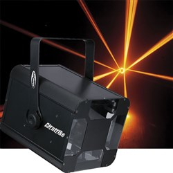 Showtec Airstrike 5R Quad Beam Laser Emulator Effect Light