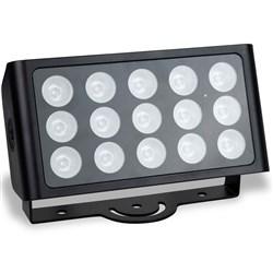 Showtec Cameleon Flood 15 Q4 RGBW LED Wash Light (15x 5W) Outdoor Use - IP Rated 65