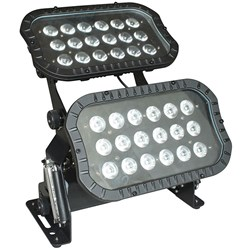Showtec Cameleon Flood 36/3 RGB LED Wash Light (36 x 3W) Outdoor Use - IP Rated 65