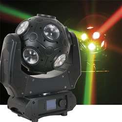 Showtec Galaxy 360 Moving Head Centrepiece Effect (12 x 9W RGBW)