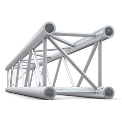 Showtec Pro-30 Box Truss 29cm Length (Same as Global, Euro, TrussT Truss)