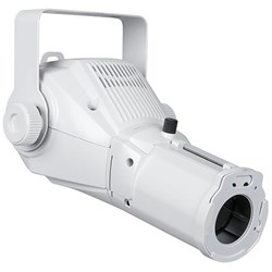 Showtec Image Spot Light / Projector (25 Watt) WHITE