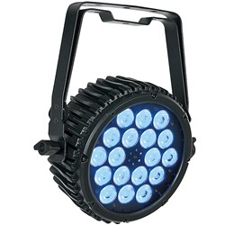 Showtec Compact Par 18 MKII TRI LED Wash Light (18 x RGB)