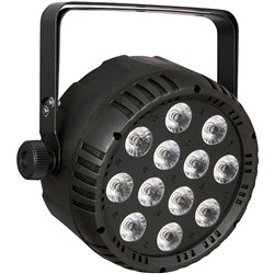 Showtec Club Par 12/6 HEX LED Wash Light (12 x RGBWA-UV)