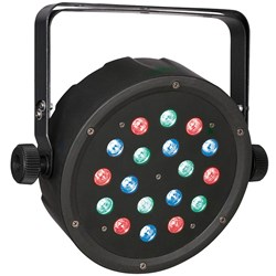 Showtec Club Par 18/1 LED Wash Light (18 x 1W RGB)