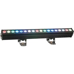 Showtec Pixel Bar 18 Q4 Tour LED QUAD Wash Light (18 x RGBW)