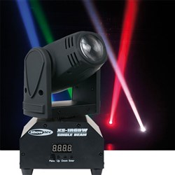 Showtec XS 1RGBW Mini Moving Head Beam (1 x 10W RGBW)