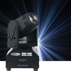 Showtec XS 1W Mini Moving Head Beam (1 x 10W)