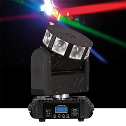 OPEN BOX Showtec Astro 360 RGBW LED Moving Head