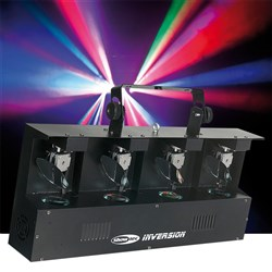 OPEN BOX Showtec Inversion Quad Mirror Effect Light
