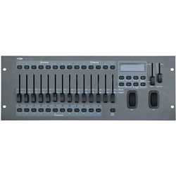 OPEN BOX Showtec Scanmaster SM-16/2 DMX Lighting Controller (384 Channels)