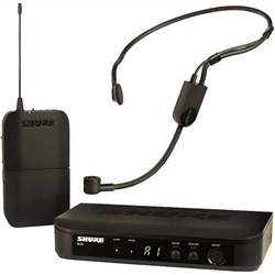 Shure BLX14/P31 Wireless Headset Mic System K14