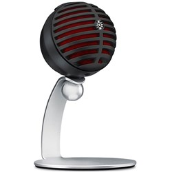 Shure Motiv MV5 Digital Condenser Microphone (Black)