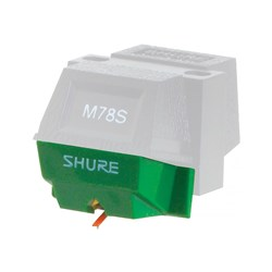 Shure N78S Replacement Stylus for Shure M78S Cartridge