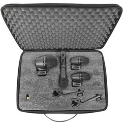 Shure PGA 4-Piece Drum Microphone Kit