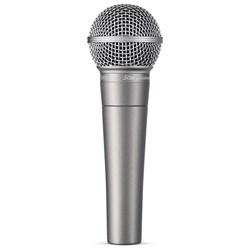 Shure SM58 Dynamic Vocal Microphone 50TH Anniversary Edition