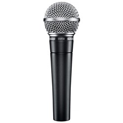 Shure SM58S Dynamic Vocal Microphone with Switch