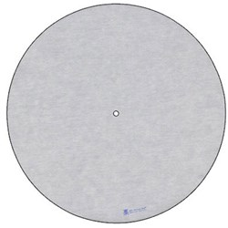 Slipmat x 2 - Butter Rugs White