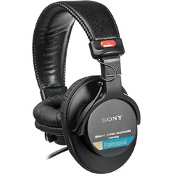 Sony MDR-7506 Stereo Professional Monitoring Headphones