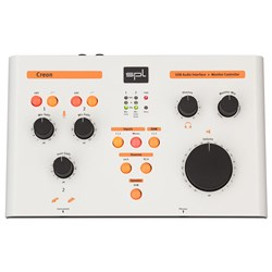 SPL Creon USB Audio Interface & Monitor Controller (White)