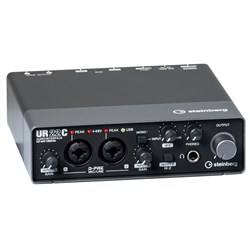 Steinberg UR22C 2x2 USB 3.0 Audio Interface w/ 2x D-Pres & 32-bit/192kHz Support