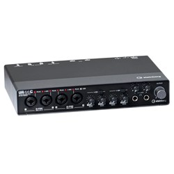 Steinberg UR44C 6x4 USB 3.0 Audio Interface w/ 4x D-Pres & 32-bit/192kHz Support