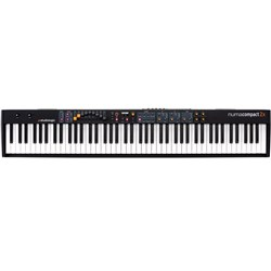 Studiologic Numa Compact 2X 88 Key Digital Piano w/ Aftertouch & FX