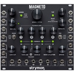 Strymon Magneto Four Head Tape Delay, Echo & Looper in Eurorack Format