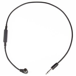 Strymon MIDI Exp Cable - Right Angle Midi to Straight TRS (2.5')