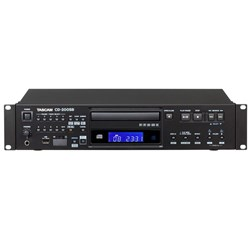 Tascam CD-200SB CD/SD/SDCH/USB Player with Balanced Outs