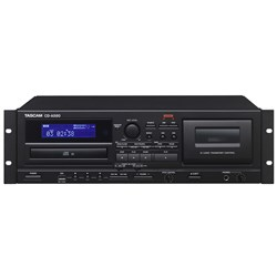 Tascam CDA580 Cassette, CD & USB Player/Recorder
