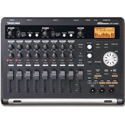 Tascam DP-03SD Portable 8 Track Digital SD Recorder