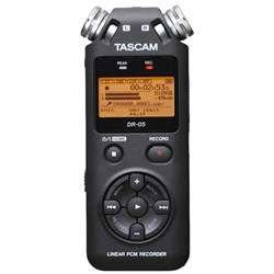 Tascam DR-05 (Version 2) Portable Digital Recorder