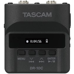 Tascam DR-10CS Recorder for Sennheiser Wireless System