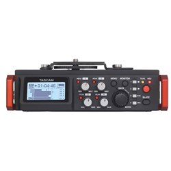 Tascam DR-701D The Ultimate Portable Audio System for Video Production