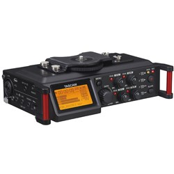 Tascam DR-70D DR-70 Audio Recorder for DSLR