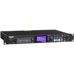 Tascam SS-CDR200 Solid State / CD-RW Audio Recorder