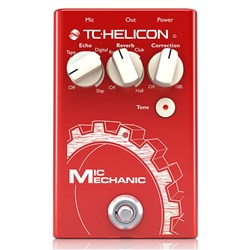 TC Helicon VoiceTone Mic Mechanic 2