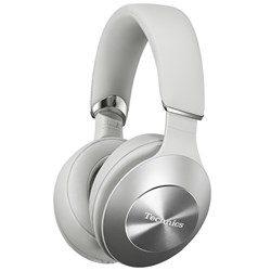 Technics EAH-F70N Wireless Noise-Cancelling Headphones w/ Bluetooth (Silver)