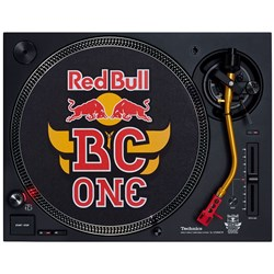Technics SL1210 MK7 Red Bull BC One Limited Edition Direct Drive Turntable (Exclusive)