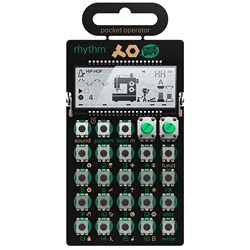 Teenage Engineering PO 12 Rhythm w/ Silicone Pro Case