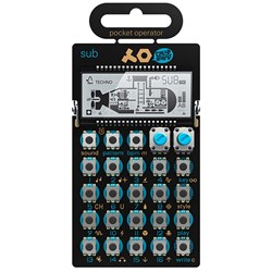 Teenage Engineering Pocket Operator PO14 Sub
