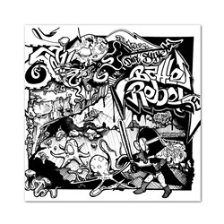 "Thud Rumble 7"" All Star Battle Rebel (Dirt Style 25th Anniversary Edition)"