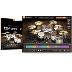 Toontrack EZ Drummer 2 Drum Production Software (eLicense Download Only)