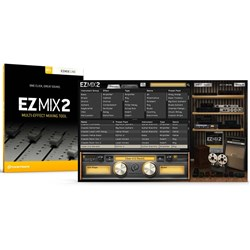 Toontracks EZmix 2 Multi-Effect Mixing Tool (eLicense)