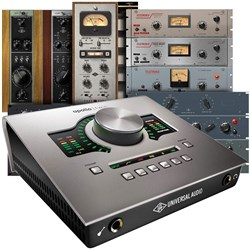 Universal Audio Apollo Twin USB 3 Interface for Windows (Heritage Edition)