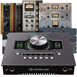 Universal Audio Apollo Twin X Duo Audio Interface (Heritage Edition)