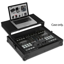 UDG Ultimate Flight Case for Multi Format XL DJ Controller w/ Laptop Shelf (Black)