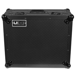 UDG Ultimate Flightcase for Multi Format Turntable MK2 (Black)