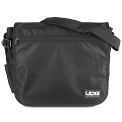 UDG Ultimate Courier Bag (Black/Orange)